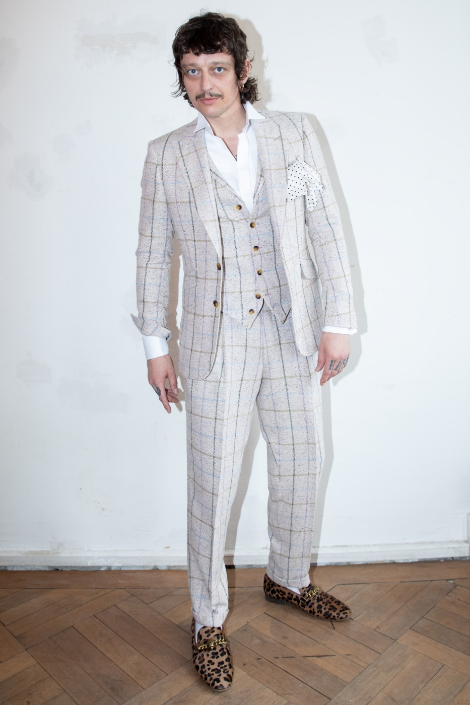 Hve Shop Anzuge Boucle Anzug Aus Seide